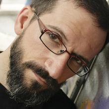 Éric Gauthier, conteur
